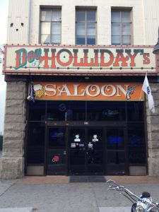 Doc Holliday's Saloon Building